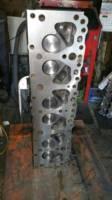 Chevy 235 head 8486848 complete valve job_image
